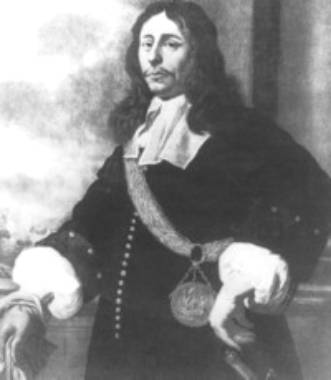 6 august 1664