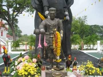 King Naresuan monument