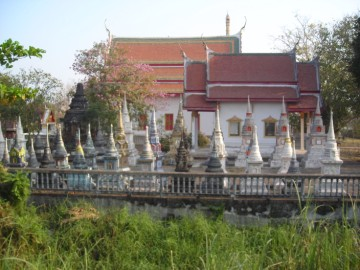 View of Wat Khanon