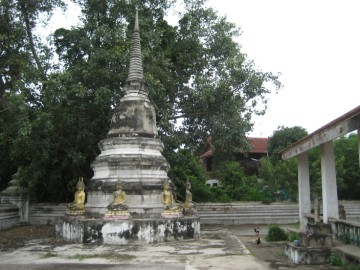 Chedi on the premises