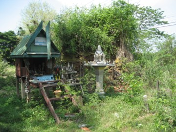 Remains of Wat Khwit - north side