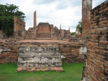 Remains of the Royal Vihara
