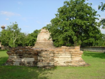 Satellite vihara in situ
