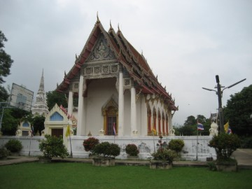 Ordination hall of Wat Monthop