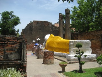 Vihara of the Reclining Buddha