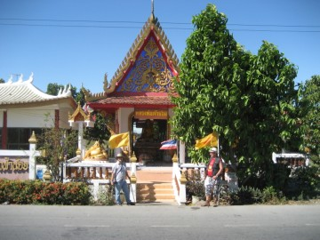 View of the Sala Wat Noi